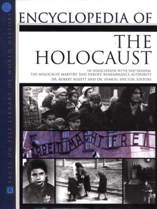 Picture of Encyclopedia of the Holocaust