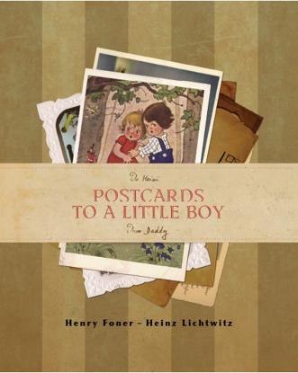 Picture of Postcards to a Little Boy: A Kindertransport Story