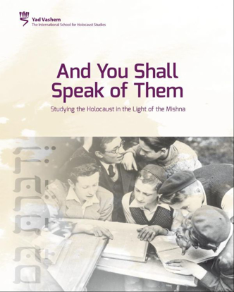 תמונה של And You Shall Speak of Them