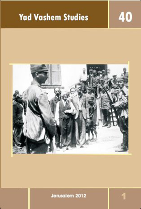 Picture of Between Ethnic Cleansing and Genocide in Yad Vashem Studies, Volume 40:1